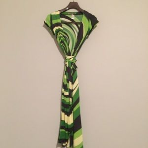Miss Sixty Wrap Dress